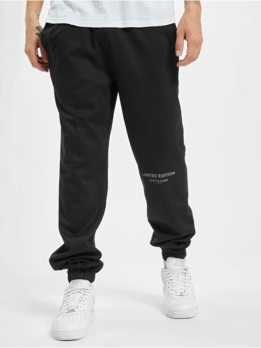 Sixth June Sweat Pant Basic black