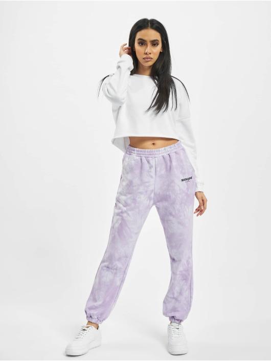 Sixth June Sweat Pant Tie Dye purple