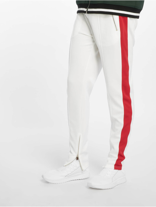 Sixth June Sweat Pant Side Bands white