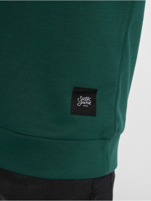 Sixth June Swetry Tricolor zielony