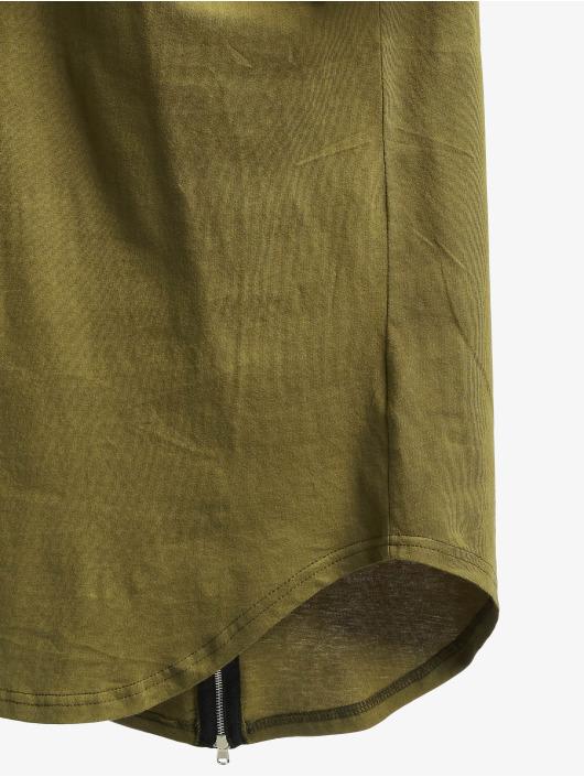 Sixth June T-paidat Tshirt khakiruskea