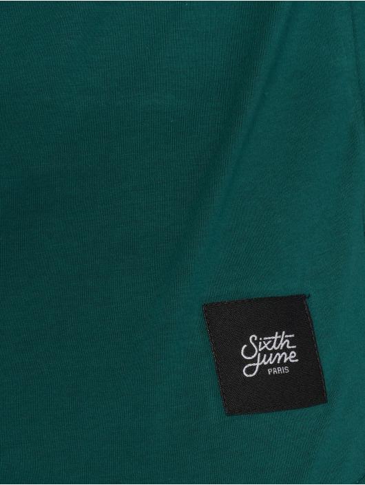 Sixth June T-paidat Tricolor vihreä