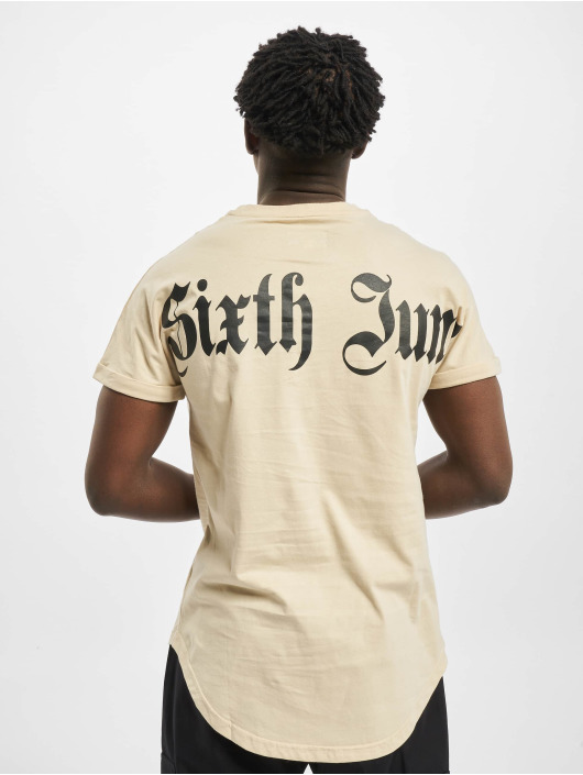 Sixth June T-Shirt Gothic beige