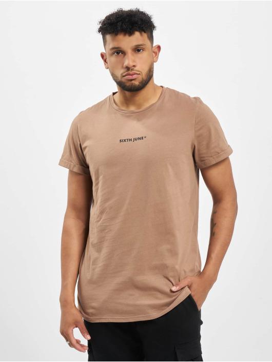 Sixth June t-shirt Sixth June beige