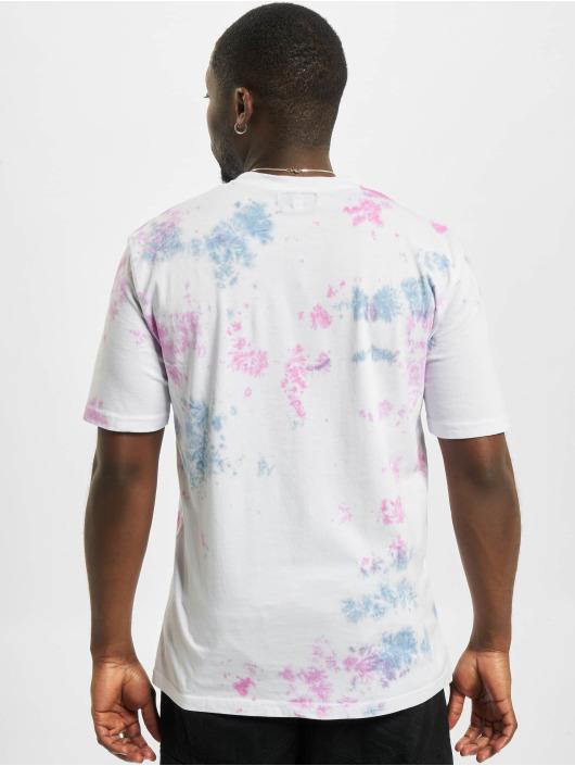 Sixth June T-shirt Tie Dye bianco