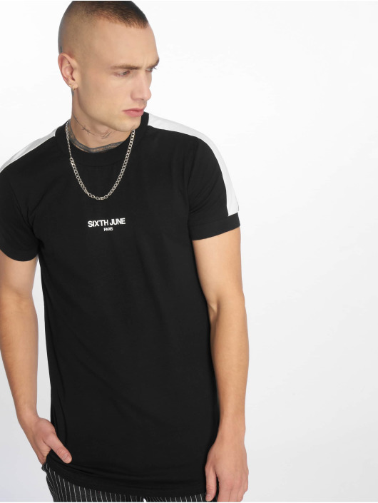 Sixth June T-Shirt Stripe black
