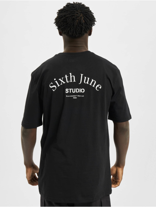Sixth June T-Shirt Studio black