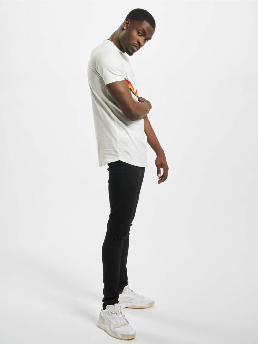 Sixth June T-Shirt XColor Bands blanc