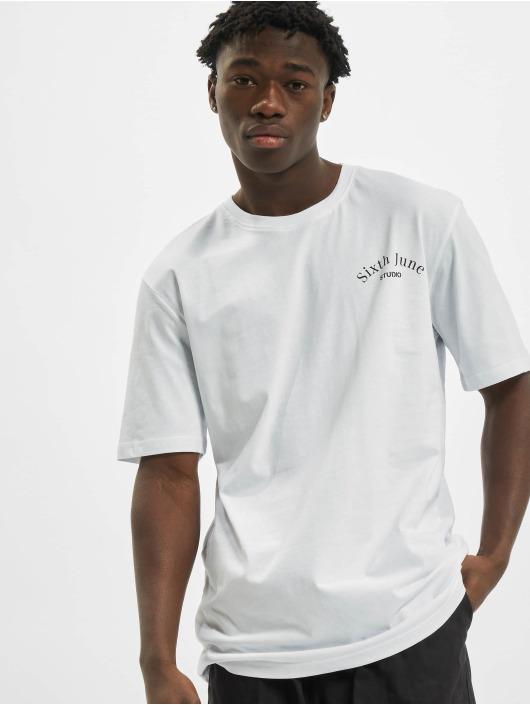 Sixth June T-Shirt Studio blanc