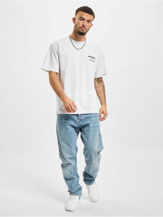 Sixth June T-Shirt Barcode blanc