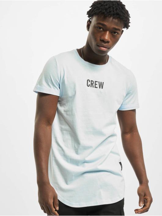 Sixth June T-Shirt Crew Rounded blau