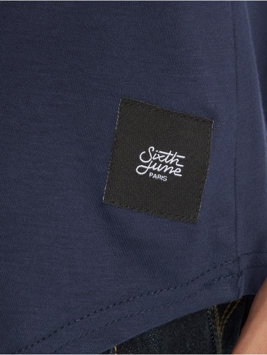 Sixth June T-Shirt America bleu