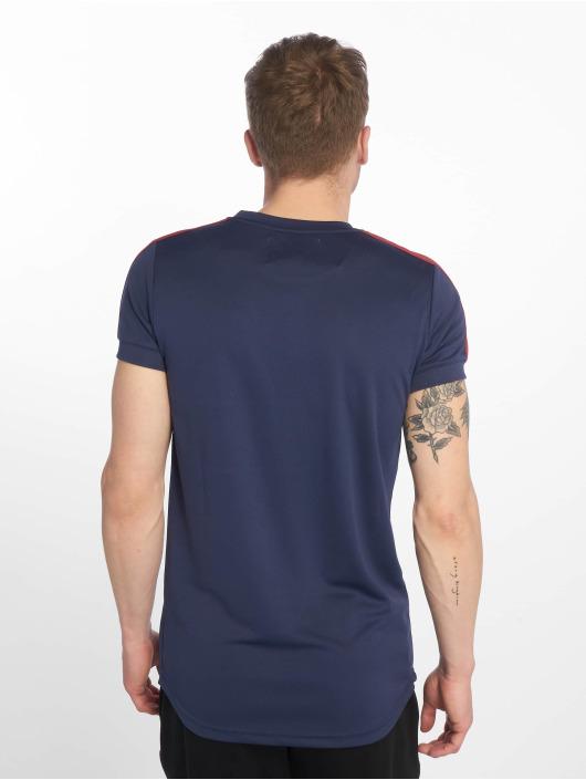Sixth June T-Shirt Soccer bleu
