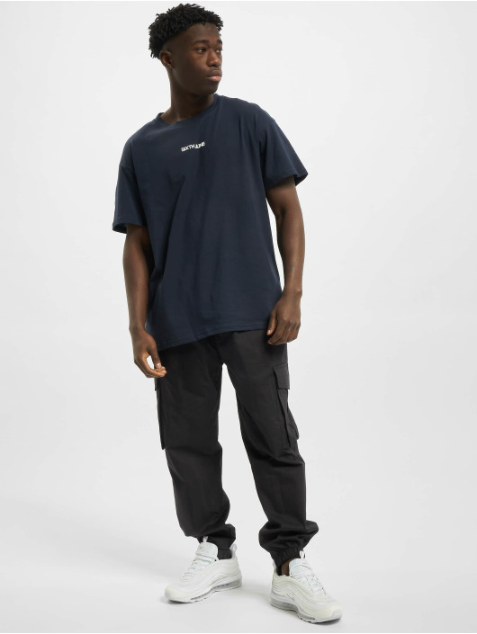 Sixth June T-Shirt Desert Road Ls blue