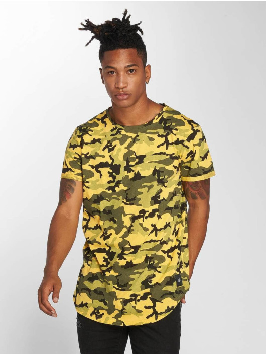 Sixth June T-Shirt YelCamo camouflage