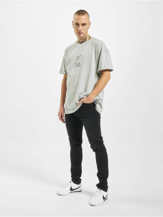 Sixth June T-Shirt Short Sleeve grau