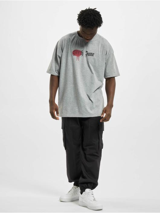Sixth June T-Shirt District grey