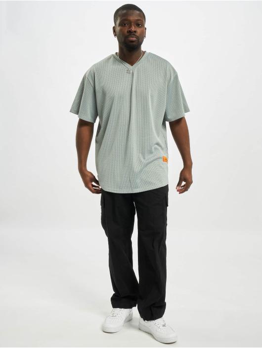 Sixth June T-shirt Mesh grigio