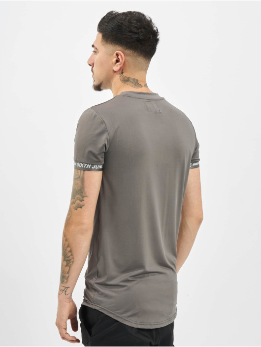 Sixth June T-Shirt Sport gris