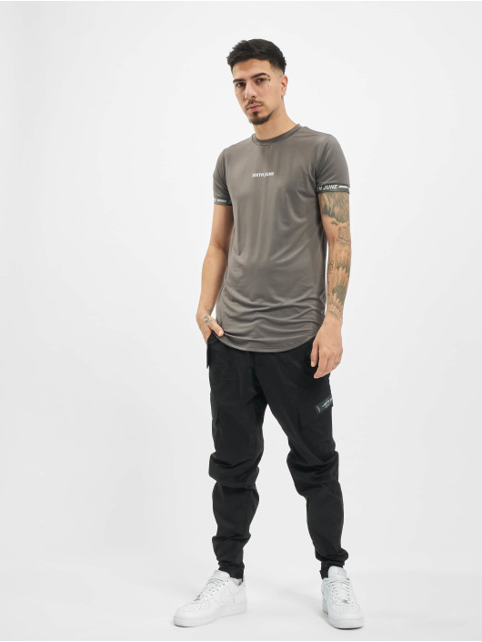 Sixth June T-Shirt Sport gris