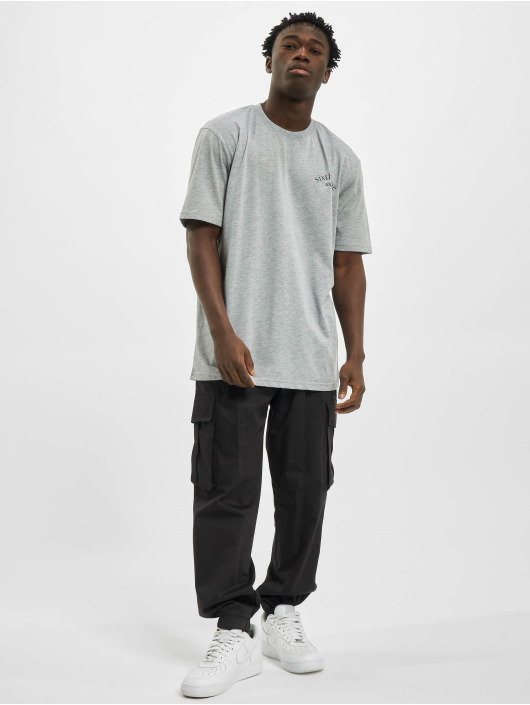 Sixth June T-Shirt Studio gris