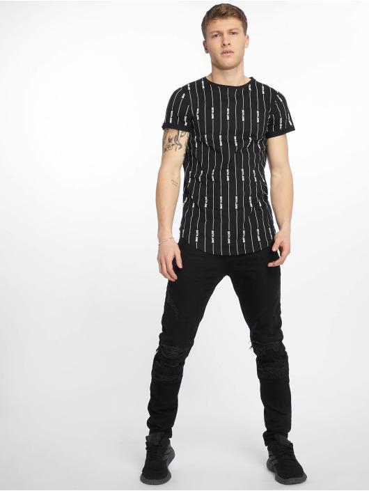 Homme June T 603314 Noir shirt Sixth Stripes 10Ufq