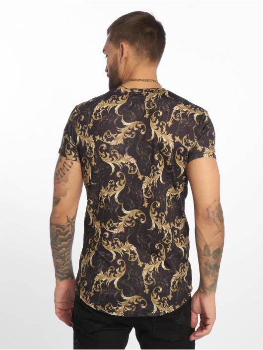 Sixth June T-Shirt Flower V2 noir
