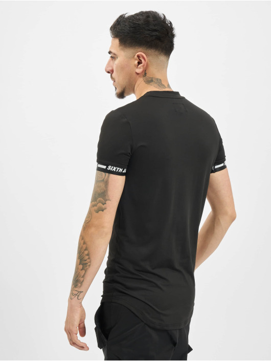 Sixth June T-Shirt Signature Sport noir