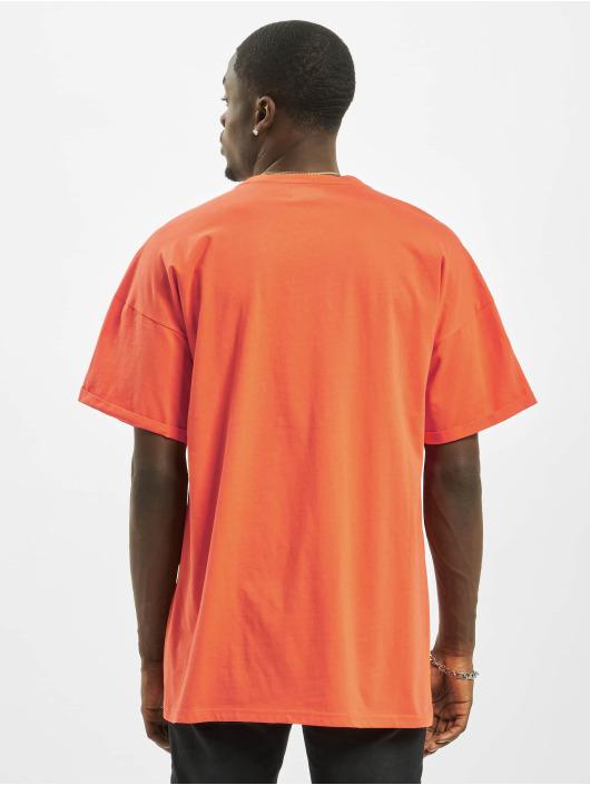 Sixth June T-Shirt Ultra Oversized orange