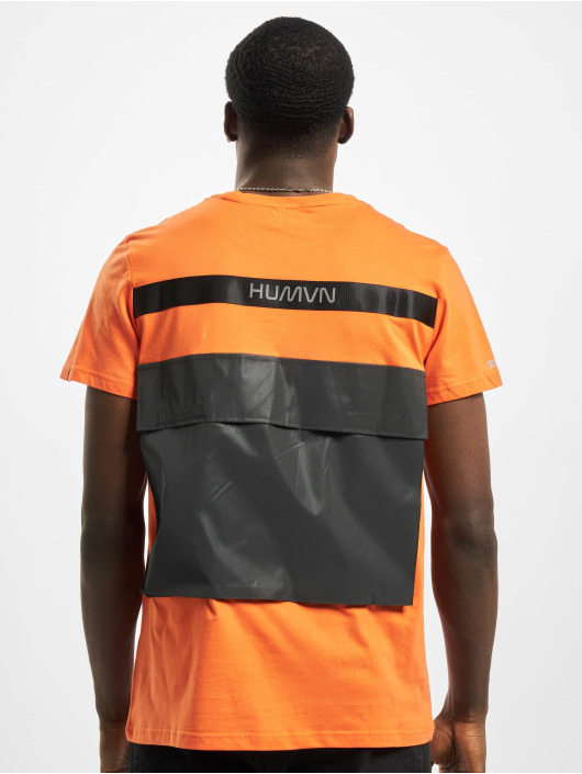 Sixth June T-Shirt Hvman orange