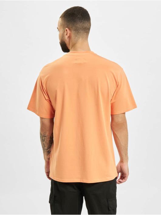 Sixth June T-Shirt Barcode orange