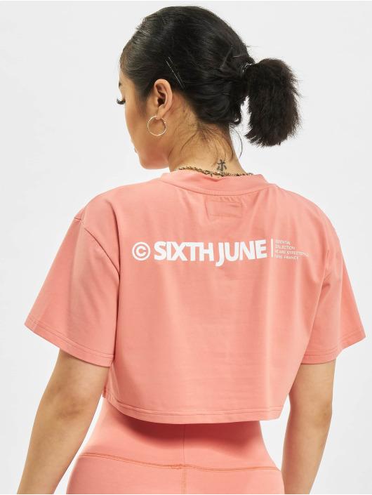 Sixth June T-Shirt Basic orange