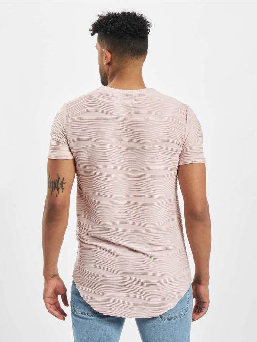 Sixth June T-Shirt Rounded Bottom Ma rosa
