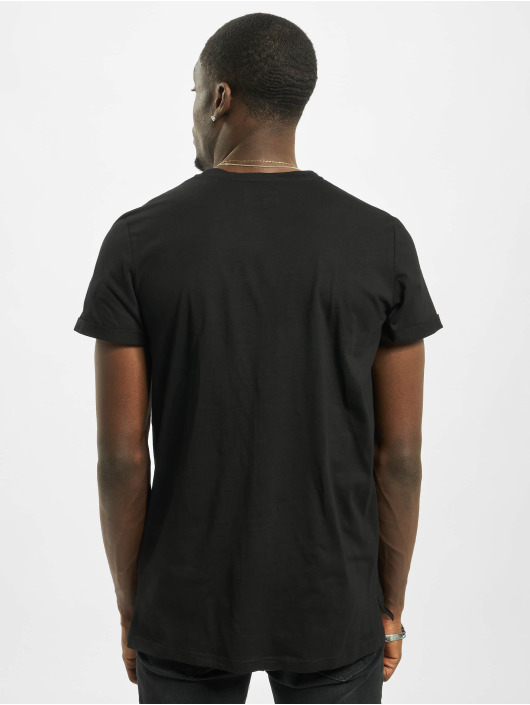 Sixth June T-Shirt Reflective Cargo schwarz