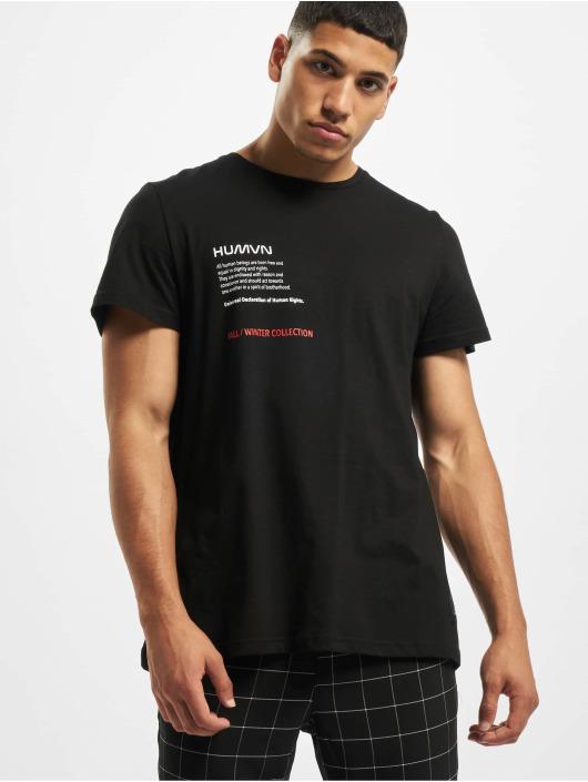 Sixth June T-Shirt Hvman schwarz