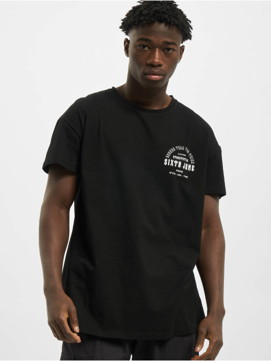 Sixth June T-Shirt Sooner Than You Think schwarz