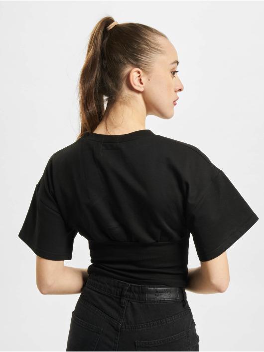 Sixth June T-Shirt Corset schwarz