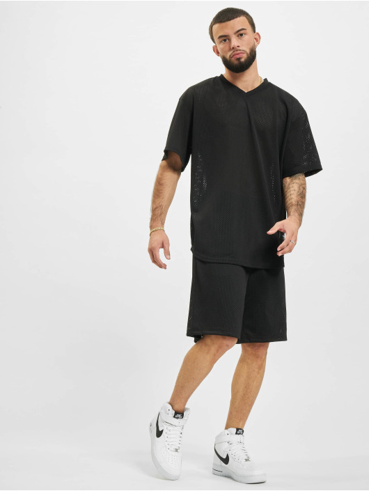 Sixth June T-Shirt Mesh schwarz