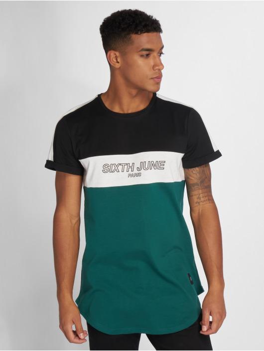 Sixth June T-Shirt Tricolor vert