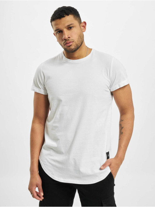 Sixth June T-Shirt Rounded Bottom weiß