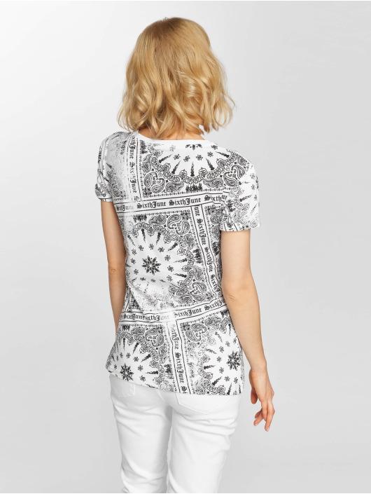 Sixth June T-Shirt Emilia weiß