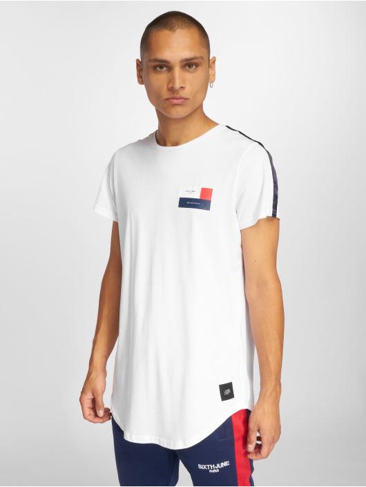 Sixth June T-Shirt America weiß