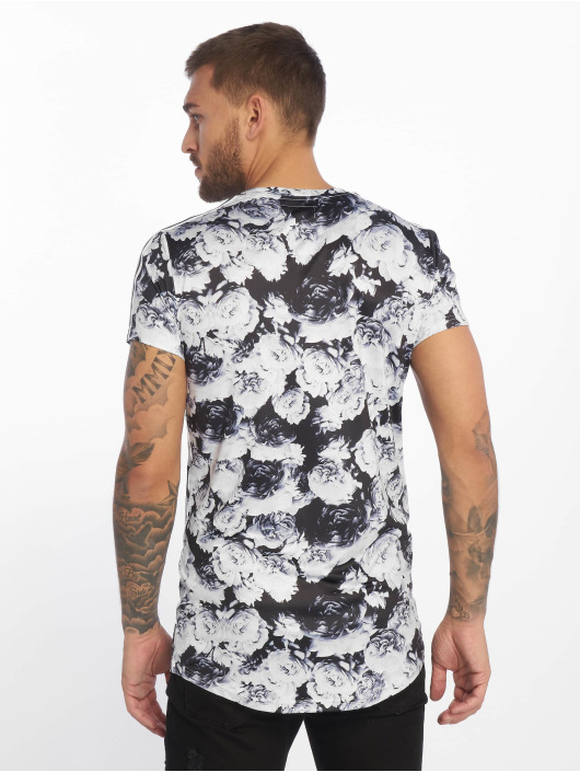 Sixth June T-Shirt Flowers weiß