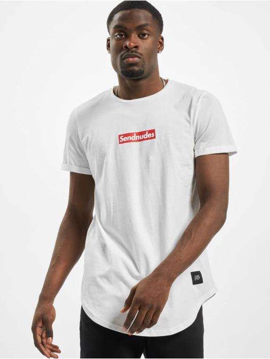 Sixth June T-Shirt Sendnudes weiß