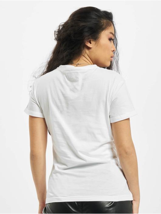 Sixth June T-Shirt Basic Logo weiß