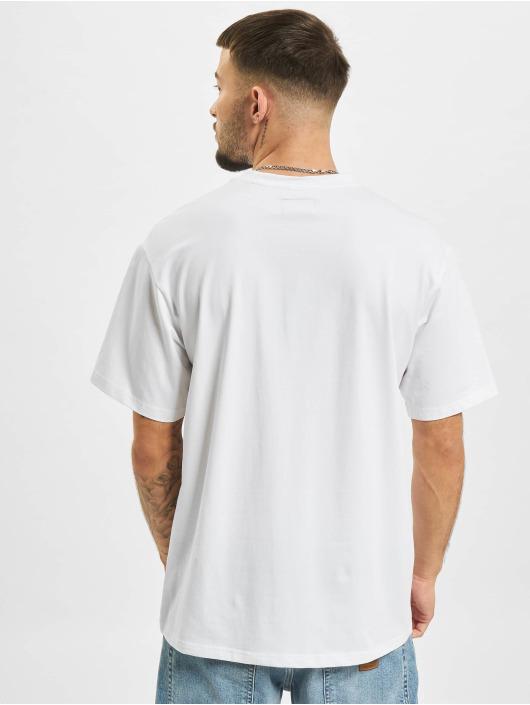 Sixth June T-Shirt Barcode weiß