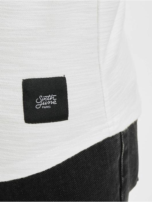 Sixth June T-Shirt Classic white