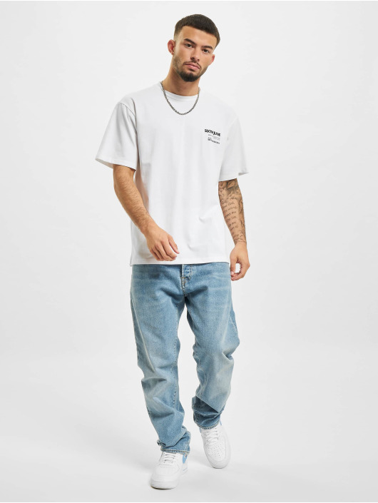Sixth June t-shirt Barcode wit