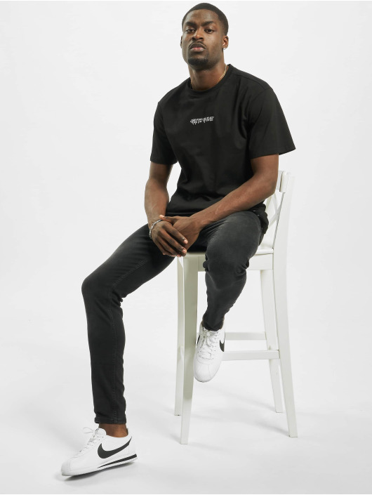 Sixth June t-shirt Hardrock zwart