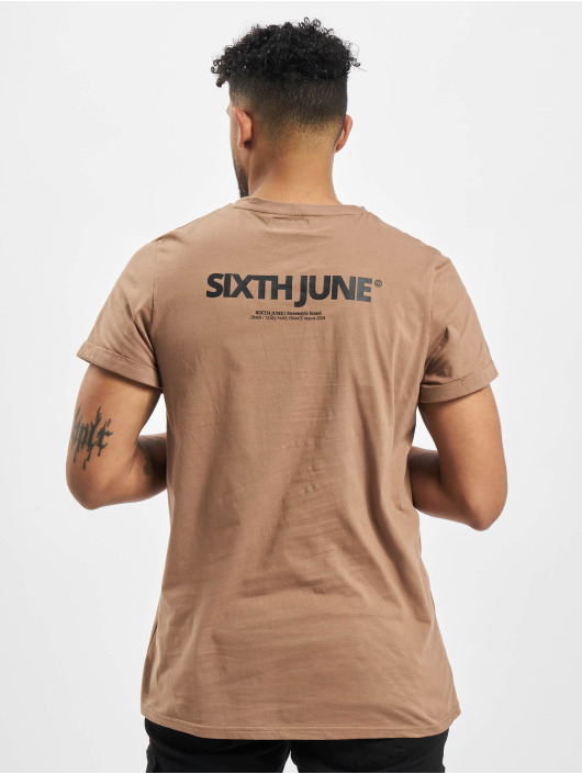 Sixth June T-shirts Sixth June beige